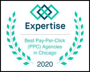 best PPC agency in chicago award
