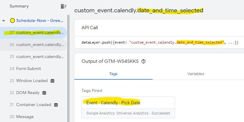 Your debug in GTM should show custom_event firing in the summary along with your tag.